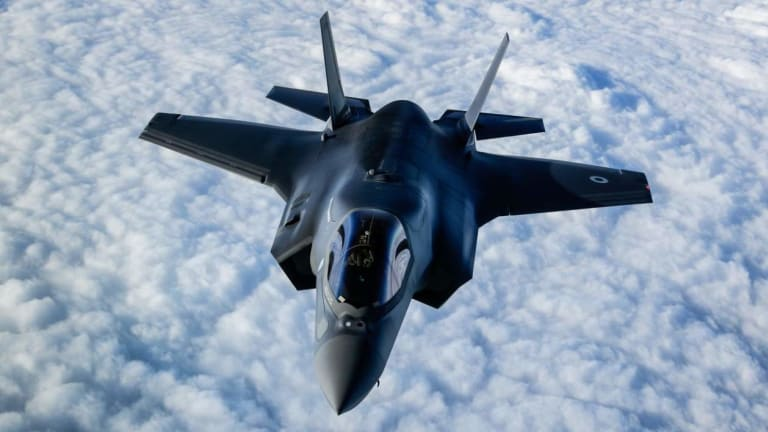 Air Force Will Use Old F-35s to Simulate Russian and Chinese Stealth Fighters