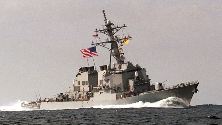 Why the Navy Will Keep Building Arleigh Burke Class Destroyers