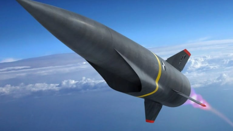 Pentagon Makes New Push To Defend Against Russian & Chinese Hypersonic Attacks