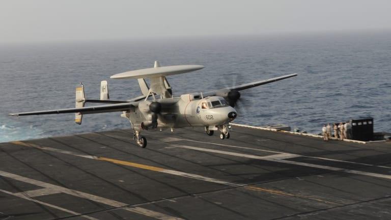 Navy Netted Sensors Destroy Missiles & Drones