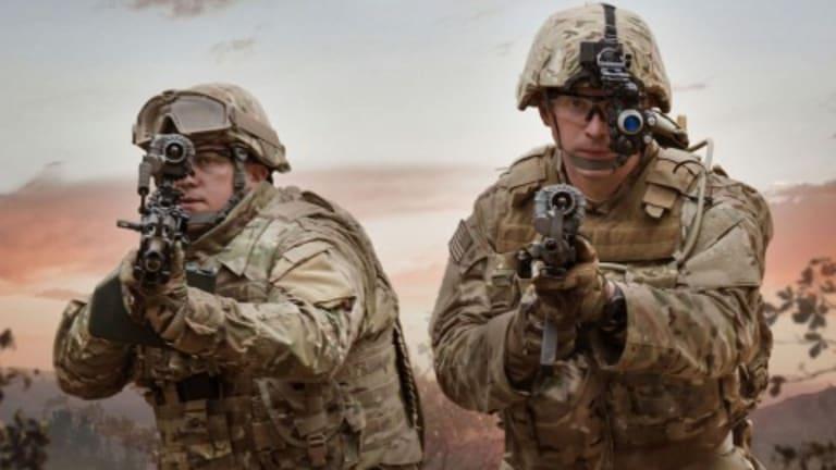 Soldiers Get Wireless Targeting to Shoot Around Corners, Hit Enemies Instantly