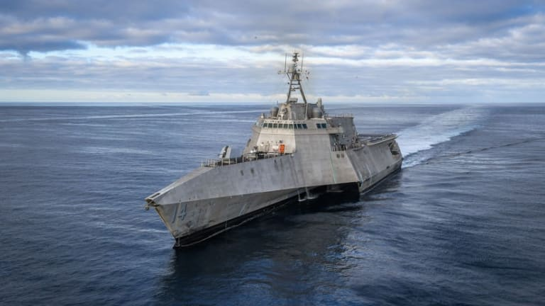Navy Could Use AI to Combat Swarms of Enemy Boats