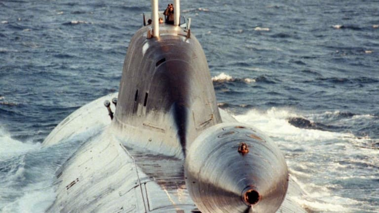 These Are the Five Best Submarines From the Cold War