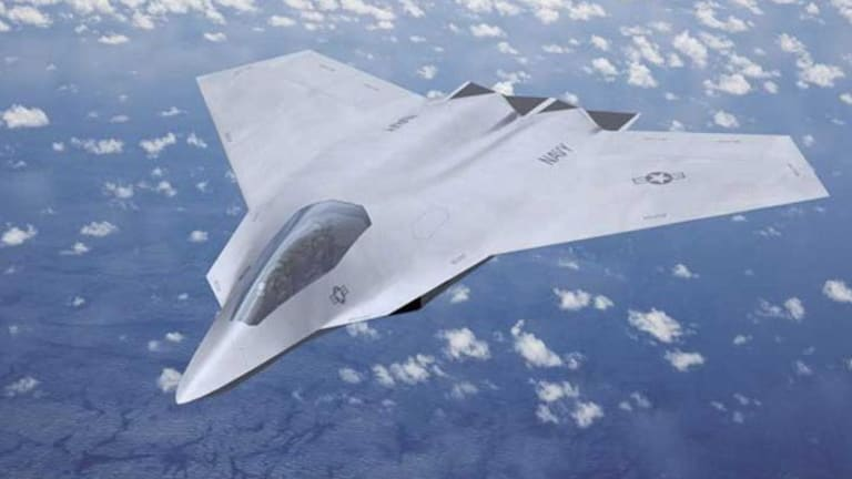 """Air Force Flies 6th Gen Stealth Fighter - """"Super Fast"""" With Digital Engineering"""