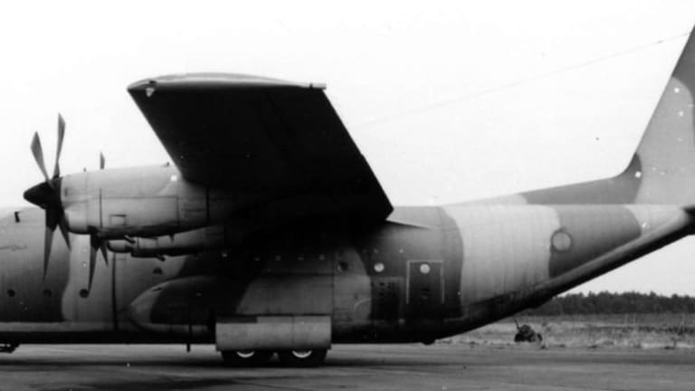 The Ghost Plane of Faya-Largeau