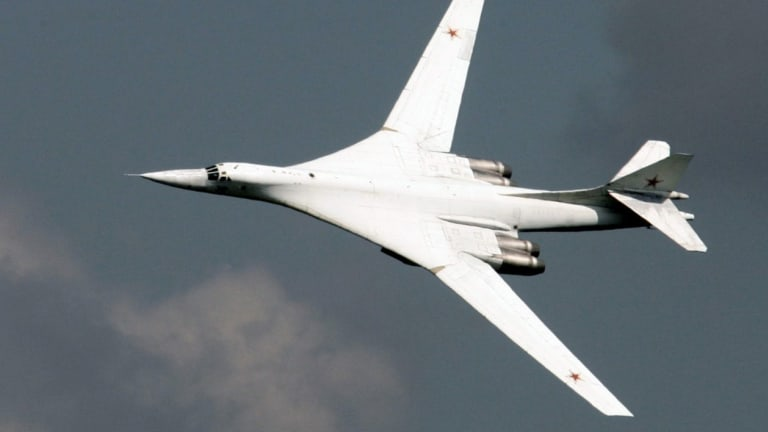 This Russian Plane Was the Largest Heavy Bomber Ever Built