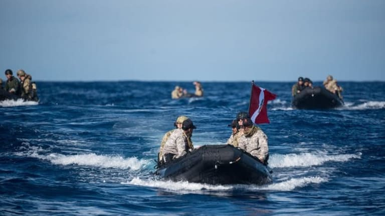 Special Analysis: What Does a Special Ops Submarine-Launched Raid Looks Like