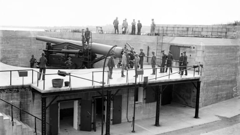 How the Army is Resurrecting Coastal Artillery