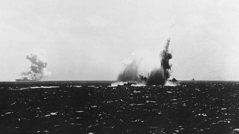 The Most Devastating Submarine Attack in World War II