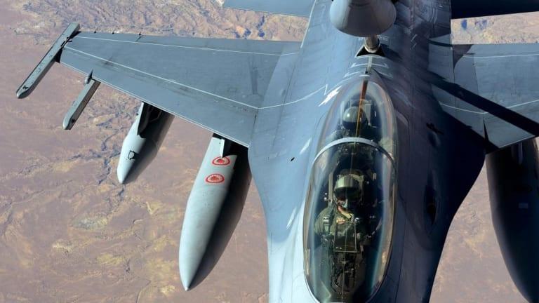 Taiwan Wants Billions of Dollars Worth of U.S. F-16 Fighters