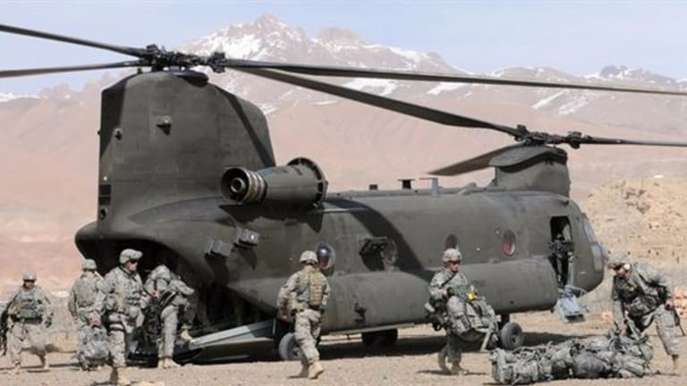 New Helicopter Protection Tech Counter Shoulder-Fired Missiles