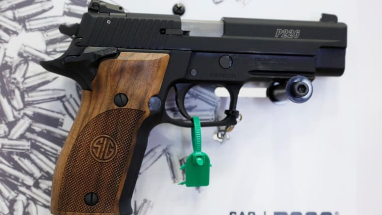 These are the Best Handguns, Shotguns and Military Rifles on the Planet