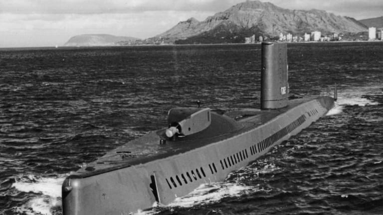 This Old U.S. Submarine Could Tap Russian Undersea Cables