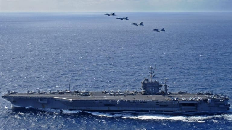 A U.S. Navy Expert Explains Why 'Steam' Aircraft Carriers Are a Bad Idea