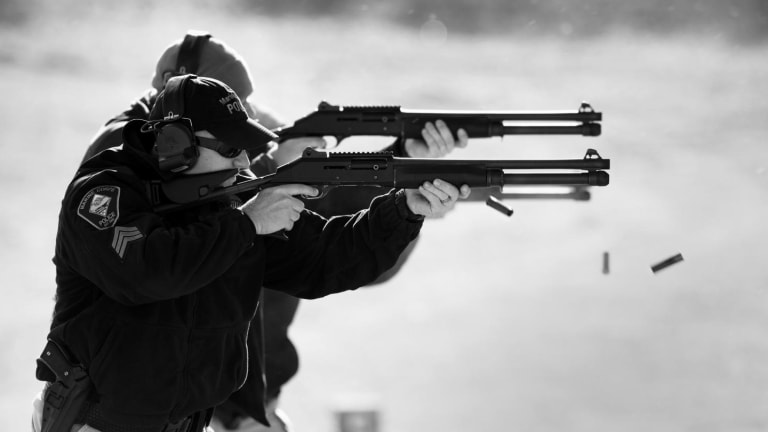 Why the Military Still Loves Shotguns in a Firefight