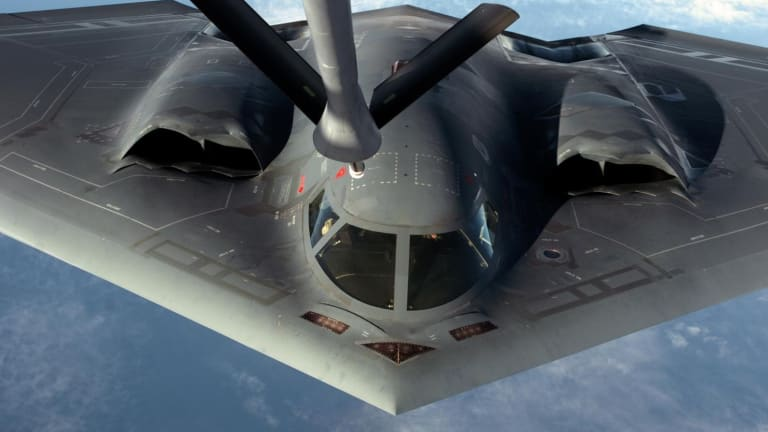 Why the Air Force Only Has 20 B-2 Stealth Bombers