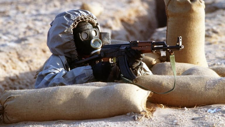 WWII: What If Hitler Had Used Chemical Weapons?