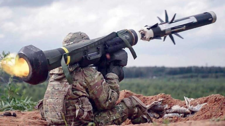 New Army Infantry Missile Tech Destroys Tanks at 4.5 Kilometers