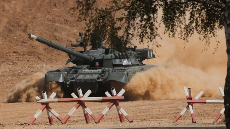 Russia and China's Growing Military Interaction; Surprised?