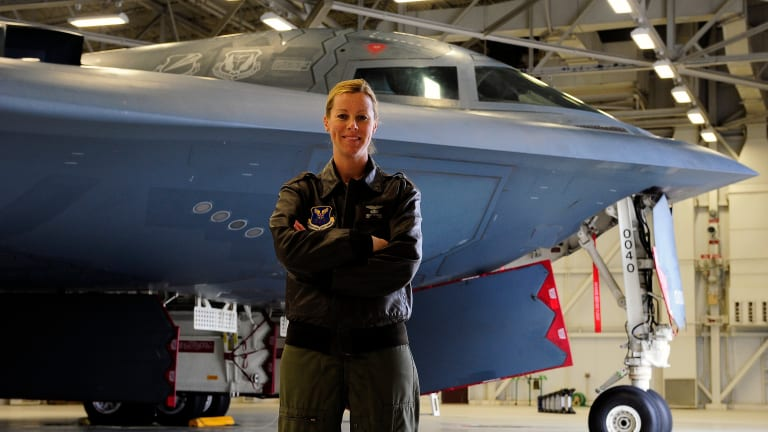 When Pilots Attack - Learning to Fly the B-2 Stealth Bomber