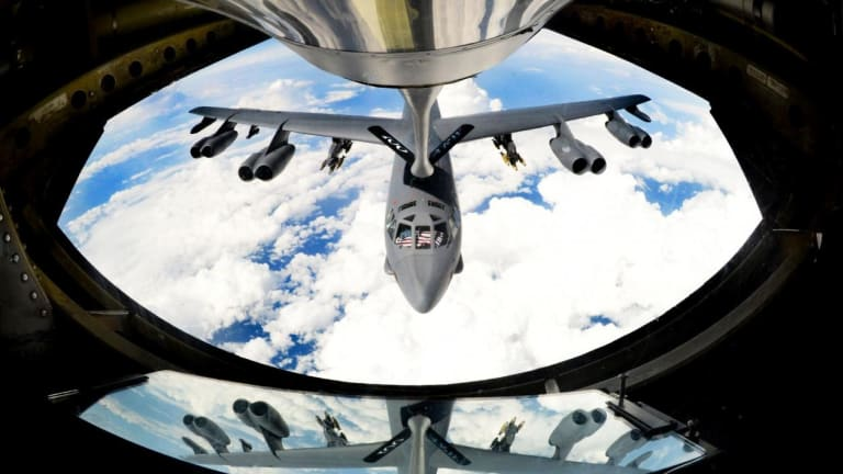 Pilots Flew B-52s at WaveTop Heights  - How Could that Happen?