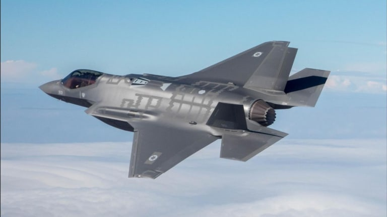 Why Israel's F-35s Are the Kings of the Middle East's Skies