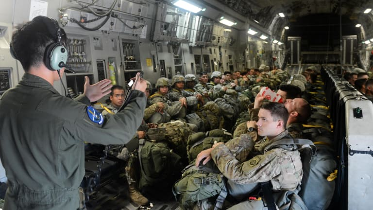 Army & Air Force Sign New Deal to Combine War Attack Tactics