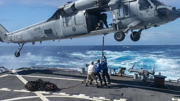 """Navy Accelerates New Ship Radar to Support Emerging """"Sea-Attack"""" Strategy"""