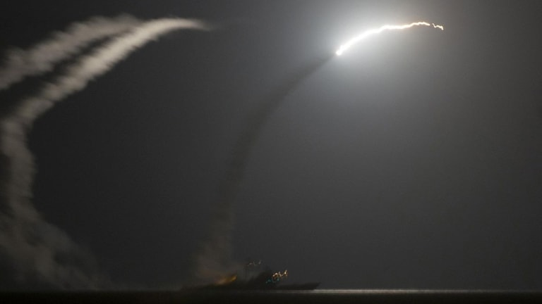 Strikes Successful Against Syrian Chemical Weapons, DoD Officials Say