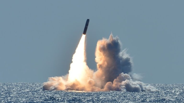 """Pentagon Builds New """"Low-Yield"""" Nuclear Warhead for Sub-Launched Trident II D5"""
