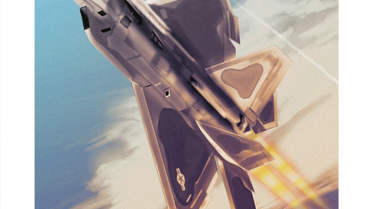 Airframe Profile: F-22 Raptor