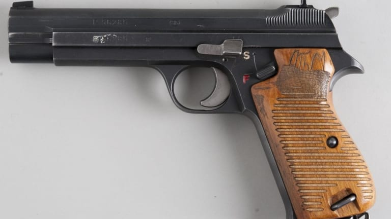 SIG P210: Is This the Most Accurate Service Pistol on Earth?