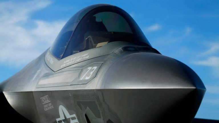 """How Might an F-35 Fight Off """"Hacking Attacks"""" in Combat"""