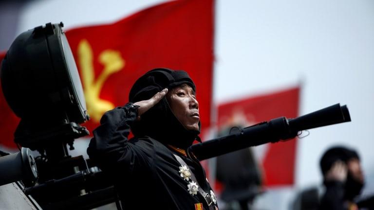 North Korea's Secret Weapon: Underground Air Bases