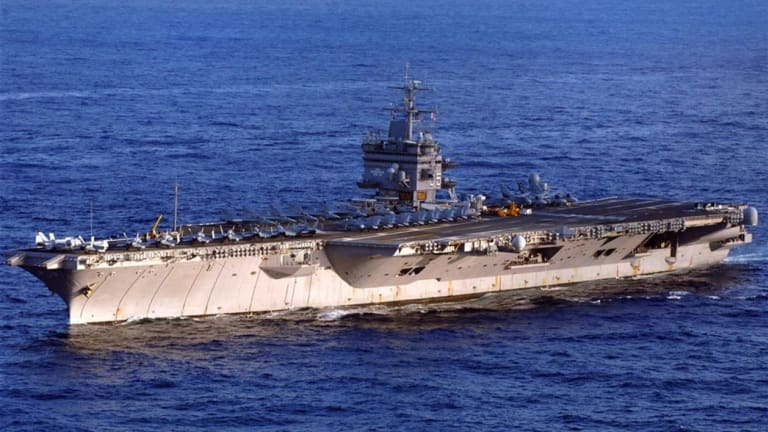 Does Iran Have a Plan to Sink a U.S. Aircraft Carrier?