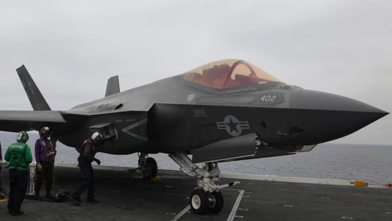 Russia Really Wants F-35s and American-Style Aircraft Carriers