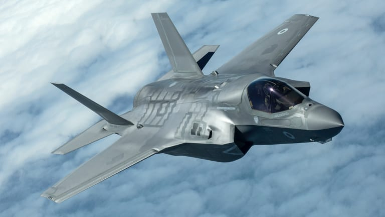In Clipping Purchase of F-35Bs, Britain Risks Security
