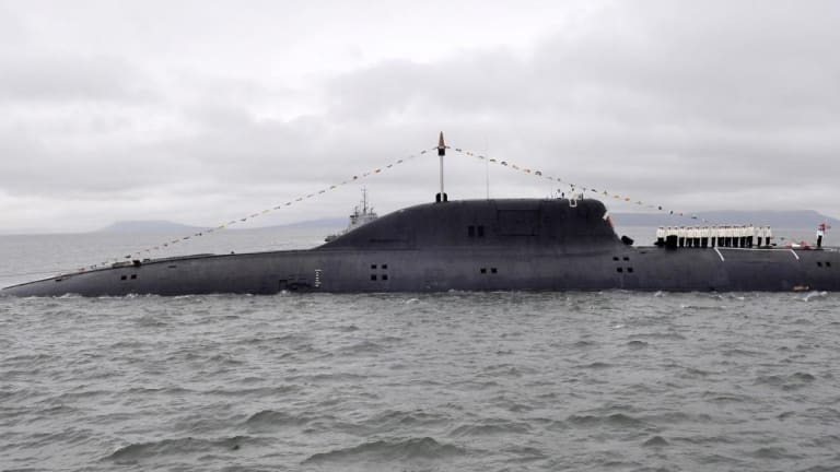 This Russian Submarine Is the Biggest Threat to the U.S. Navy