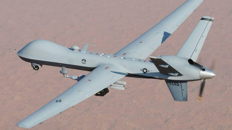 Taiwan Eyes Purchase Of MQ-9 Reaper Drones To Defend Against China