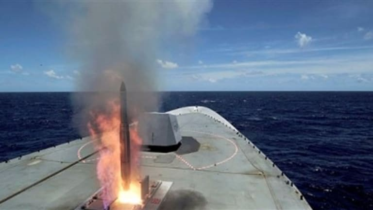 Navy to UpGun & Change New Frigate