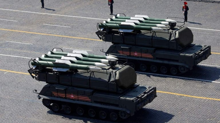 Russia Tests A New Weapon That Can Kill Missiles - Watch Video Here