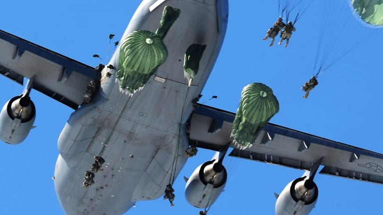 The Army Wants To Transform Paratroopers Into Airborne Sensors