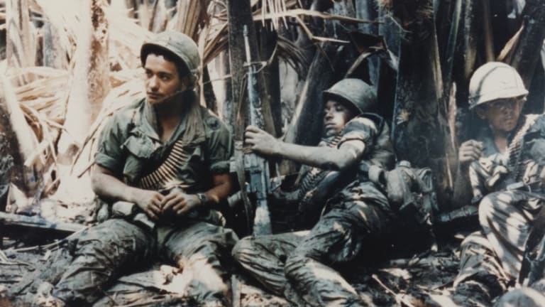 Watch U.S. Troops Laugh at How Easily the Viet Cong Could Kill Them
