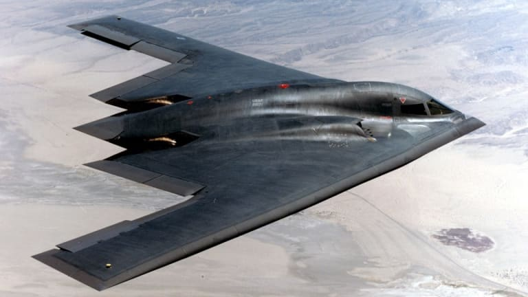 China Has One Big Reason To Fear the B-2 Bomber