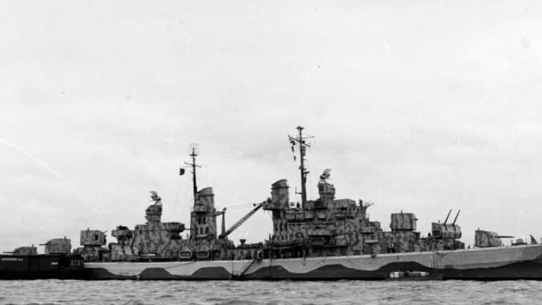 Just Found: A WWII Ship that Killed 5 brothers When it Sank