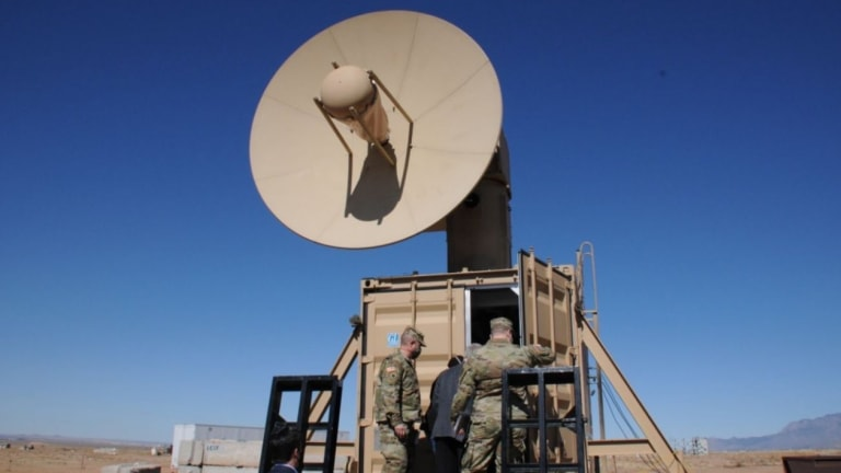 THOR - The Microwave Weapon Designed To Countervail Drone Swarms