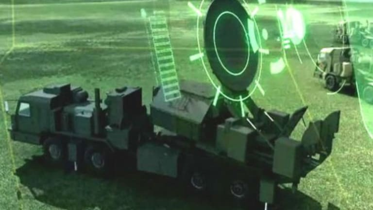 """VIDEO: Army & Raytheon Build New AI-Empowered EW """"Jamming"""" System"""