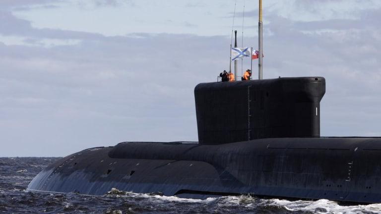 How a Secret Russian Nuclear Submarine Caught Fire