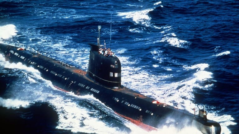 You May Never Have Learned About This (Underwater) Cuban Missile Crisis