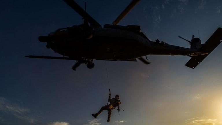 Inside the HH-60G Pave Hawk